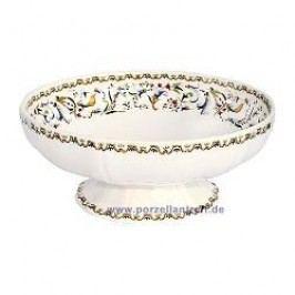 Gien Toscana Bowl Footed 19.5 cm