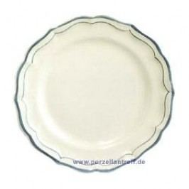 Gien Filets Bleus Breakfast Plate 23.2 cm