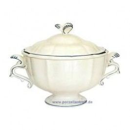 Gien Filets Bleus Tureen 4 l