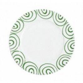 Gmundner Keramik Grüngeflammt Dinner plate Gourmet 29 cm