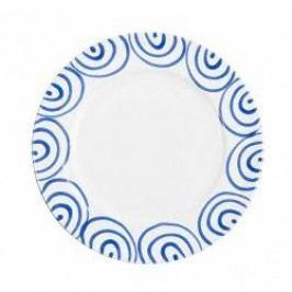 Gmundner Keramik Blaugeflammt Dinner plate Gourmet 29 cm