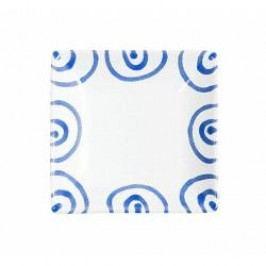 Gmundner Keramik Blaugeflammt Refreshment bowl 11 x 11 cm