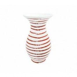 Gmundner Keramik Rotgeflammt Vase Form Ai 15 cm