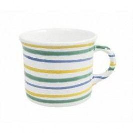 Gmundner Keramik Buntgeflammt Mug with handle 0.24 l