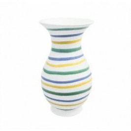 Gmundner Keramik Buntgeflammt Vase Form Al 11 cm