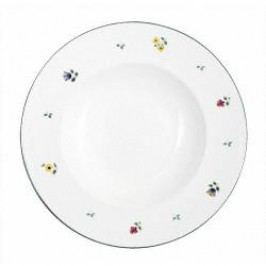 Gmundner Keramik Streublumen Gourmet plate round 29 cm