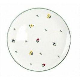 Gmundner Keramik Streublumen Dinner plate Cup 28 cm
