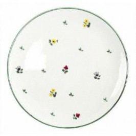 Gmundner Keramik Streublumen Dinner plate Cup 32 cm