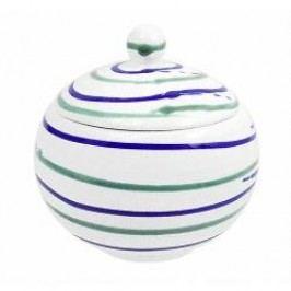 Gmundner Ceramics Traunsee Sugar Bowl Smooth 10 cm