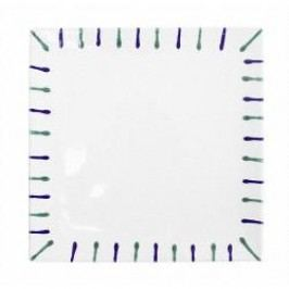 Gmundner Ceramics Traunsee Charger Plate / Underplate Square 40694
