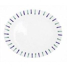 Gmundner Ceramics Traunsee Oval Platter 38 cm