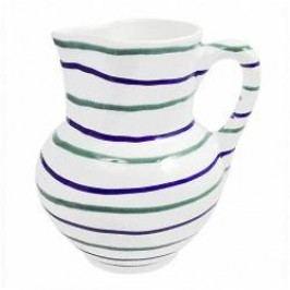 Gmundner Ceramics Traunsee Jug Wiener Form 1.5 l
