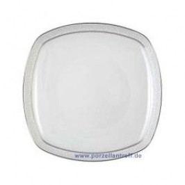 Seltmann Weiden Scala Sterling Breakfast Plate Square 20 cm