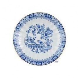 Seltmann Weiden Dorothea China Blue Coffee Saucer 14.5 cm