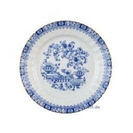 Seltmann Weiden Dorothea China Blue Breakfast Plate 19 cm
