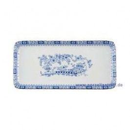 Seltmann Weiden Dorothea China Blue Pie Platter Square 31 cm