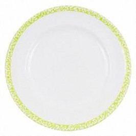 Gmundner Keramik Selektion Apfelgrün Breakfast plate Goumet 18 cm