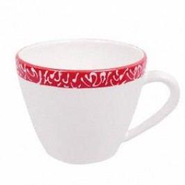 Gmundner Keramik Selektion Rubinrot Coffee cup Gourmet 0.2 l