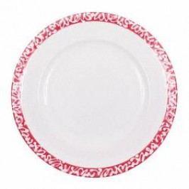 Gmundner Keramik Selektion Rubinrot Breakfast plate Gourmet 18 cm