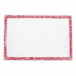 Gmundner Keramik Selektion Rubinrot Platter rectangular 30 cm