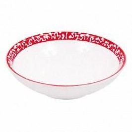 Gmundner Keramik Selektion Rubinrot Bowl 14 cm