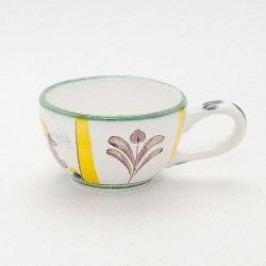 Gmundner Keramik Jagd Mocha cup plain 0.06 l