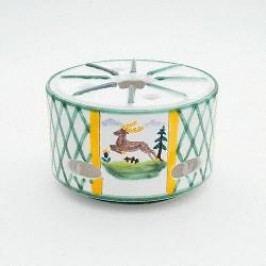 Gmundner Keramik Jagd Tea warmer plain 14 cm