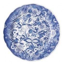 Hutschenreuther 200 Jahre Blaue Leidenschaft Decorative plate 'Blauer Garten', 27 cm