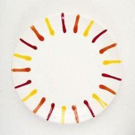 Gmundner Ceramics Landlust Breakfast Plate Cup 20 cm