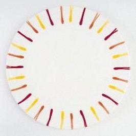 Gmundner Ceramics Landlust Dinner Plate Cup 28 cm