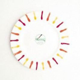 Gmundner Ceramics Landlust Breakfast Plate Gourmet 22 cm