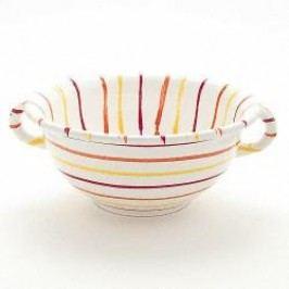 Gmundner Ceramics Landlust Mixing Bowl with Handles 25 cm
