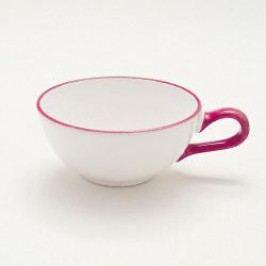 Gmundner Ceramics Red Deer Tea Cup Smooth 0.17 l