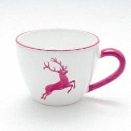 Gmundner Ceramics Red Deer Tea Cup Maxima 0.4 l