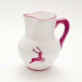 Gmundner Ceramics Red Deer Jug Wiener Form 1 l