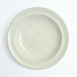 Friesland Ammerland Cremebeige Soup Plate with Rim 23 cm
