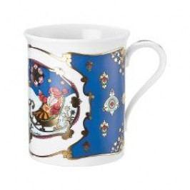 Hutschenreuther Sonderedition 200 Jahre Weihnachten 2014 Cup large 'Lappland 1978' - limited edition only 999 pcs, 0.37 L