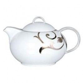 Königlich Tettau Jade Garbo Platin Tea Pot 6 Persons 1.05 l