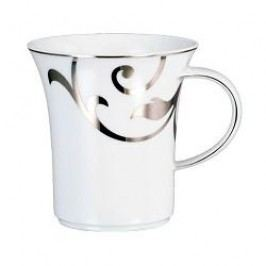 Königlich Tettau Jade Garbo Platin Mug with Handle High 0.30 l