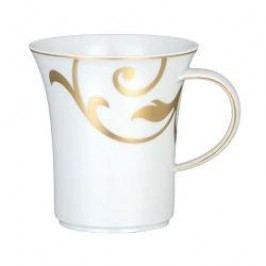Königlich Tettau Jade Garbo Gold Mug with Handle High 0.30 l