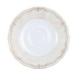 Königlich Tettau Ariadne Janice Tea Saucer 14.5 cm