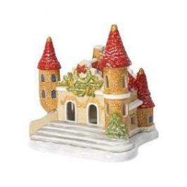 Villeroy & Boch Mini Christmas Village Tea light holder 'Castle' 12 x 10 x 12 cm + tea light