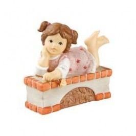 Goebel Nina & Marco - Christmas Bakery Baking Biscuits 8 cm