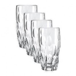 Nachtmann Gläser Sphere Long drink glass, 4-piece set, 385 ml
