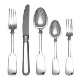 Robbe & Berking Spaten 925 Sterling Silver Cutlery Set 30 pcs 925 Sterling Silver