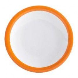 Kahla Update Paint orange Cake/pie plate, 21,5 cm