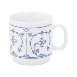 Kahla Blau Saks - Indisch Blau - Stohblumenmuster Coffee mug, 0.30 l