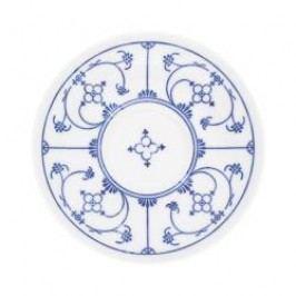Kahla Blau Saks - Indisch Blau - Stohblumenmuster Coffee/tea cup saucer, 14 cm