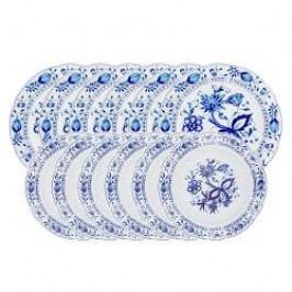 Kahla Pronto weiss Plate set 12 pcs