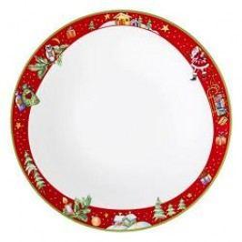 Seltmann Weiden Trio Weihnachten Dining plate 28 cm